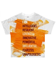 I Am All-over T-Shirt front