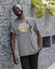 Uncle Charles And Me Classic T-Shirt apparel-classic-tshirt-lifestyle-front-33