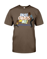 Uncle Charles And Me Classic T-Shirt tile