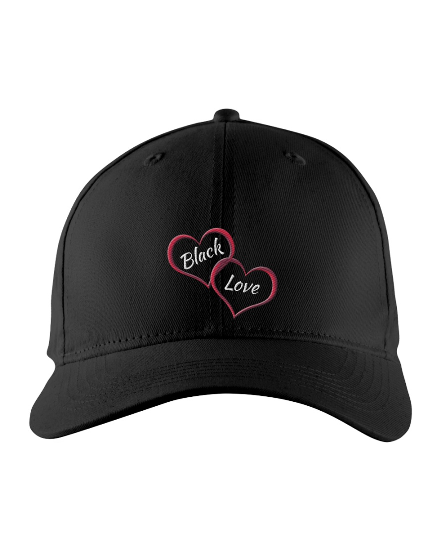 BLACK LOVE Embroidered Hat