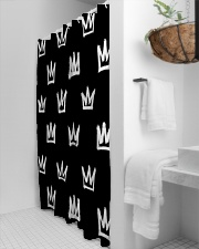 Crown Shower Curtain aos-shower-curtains-71x74-lifestyle-front-03