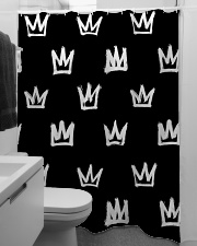 Crown Shower Curtain aos-shower-curtains-71x74-lifestyle-front-04