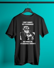 Counter Strike FlashBang v1 Classic T-Shirt lifestyle-mens-crewneck-front-3