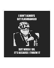 Counter Strike FlashBang v1 Square Coaster front