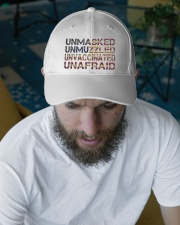 Unafraid hat Embroidered Hat garment-embroidery-hat-lifestyle-06