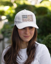 Unafraid hat Embroidered Hat garment-embroidery-hat-lifestyle-07