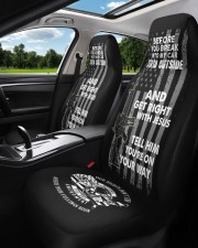 Before break into my car Car Seat Covers aos-car-seat-cover-set-2-pcs-lifestyle-front-01