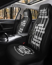 Before break into my car Car Seat Covers aos-car-seat-cover-set-2-pcs-lifestyle-front-01a