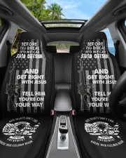 Before break into my car Car Seat Covers aos-car-seat-cover-set-2-pcs-lifestyle-front-02b