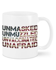 Unafraid mug Mug front
