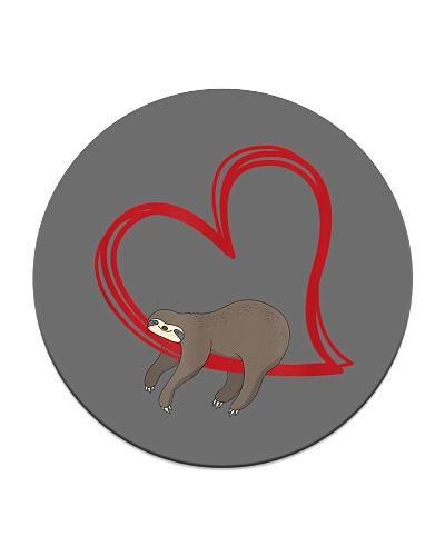 Sloth Valentines Girls Women Sloths Gifts