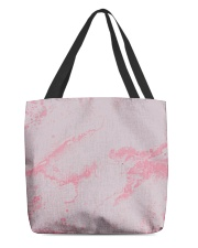 Pink marble All-over Tote thumbnail