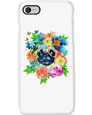 ColoryLIFE - Love your pugs Phone Case thumbnail