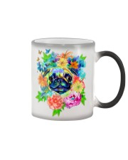 ColoryLIFE - Love your pugs Color Changing Mug thumbnail