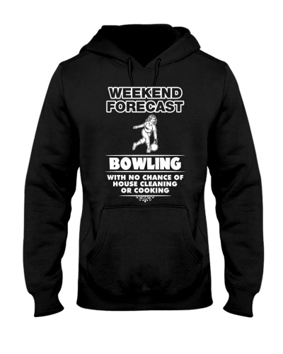 Weekend forecast for women Bowling