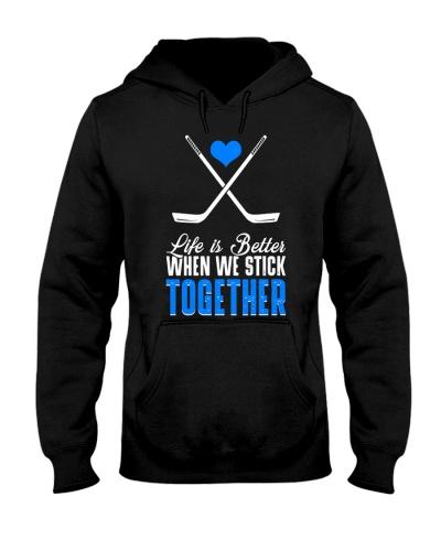 Life is better - hockey