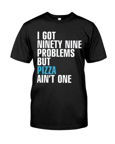 Pizza is not problem