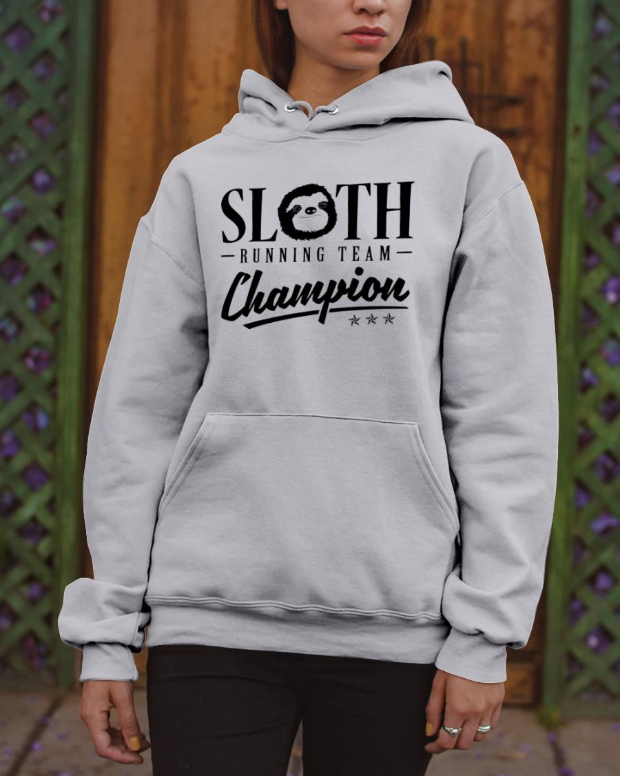 Sloth Running Team Champion