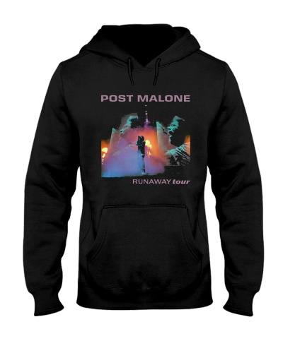 Official Post Malone Runaway Tour 2020 T Shirt