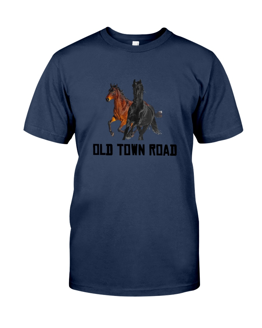 Town Road Codes For Bloxburge: Official Old Town Road T Shirt