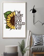 Sunflower Hippie Poster 16x24 Poster lifestyle-poster-1