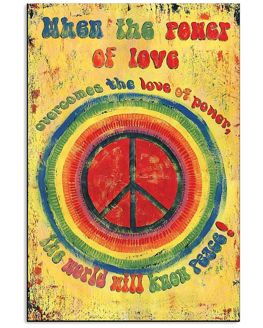 Art Hippie Poster 16x24 Poster