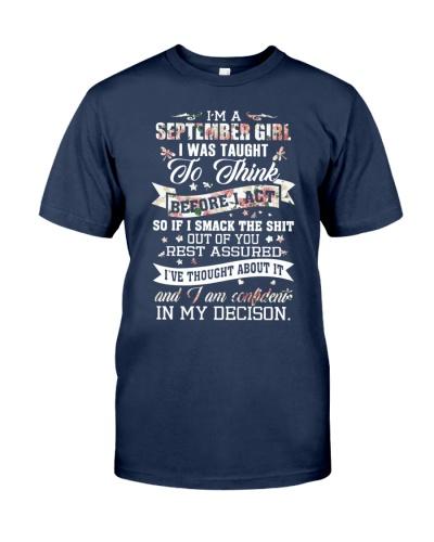 September Girl September Girl