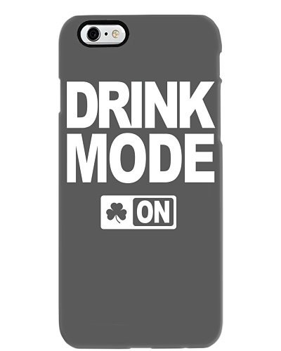 Patricks day  Drink mode on