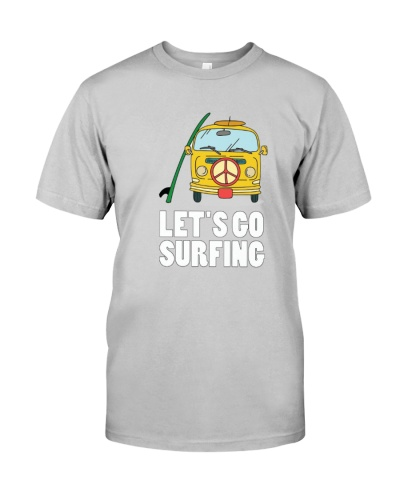 Let's go Surfing