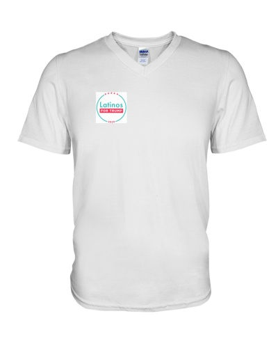 Latinos for Trump Tee Shirt MAGA