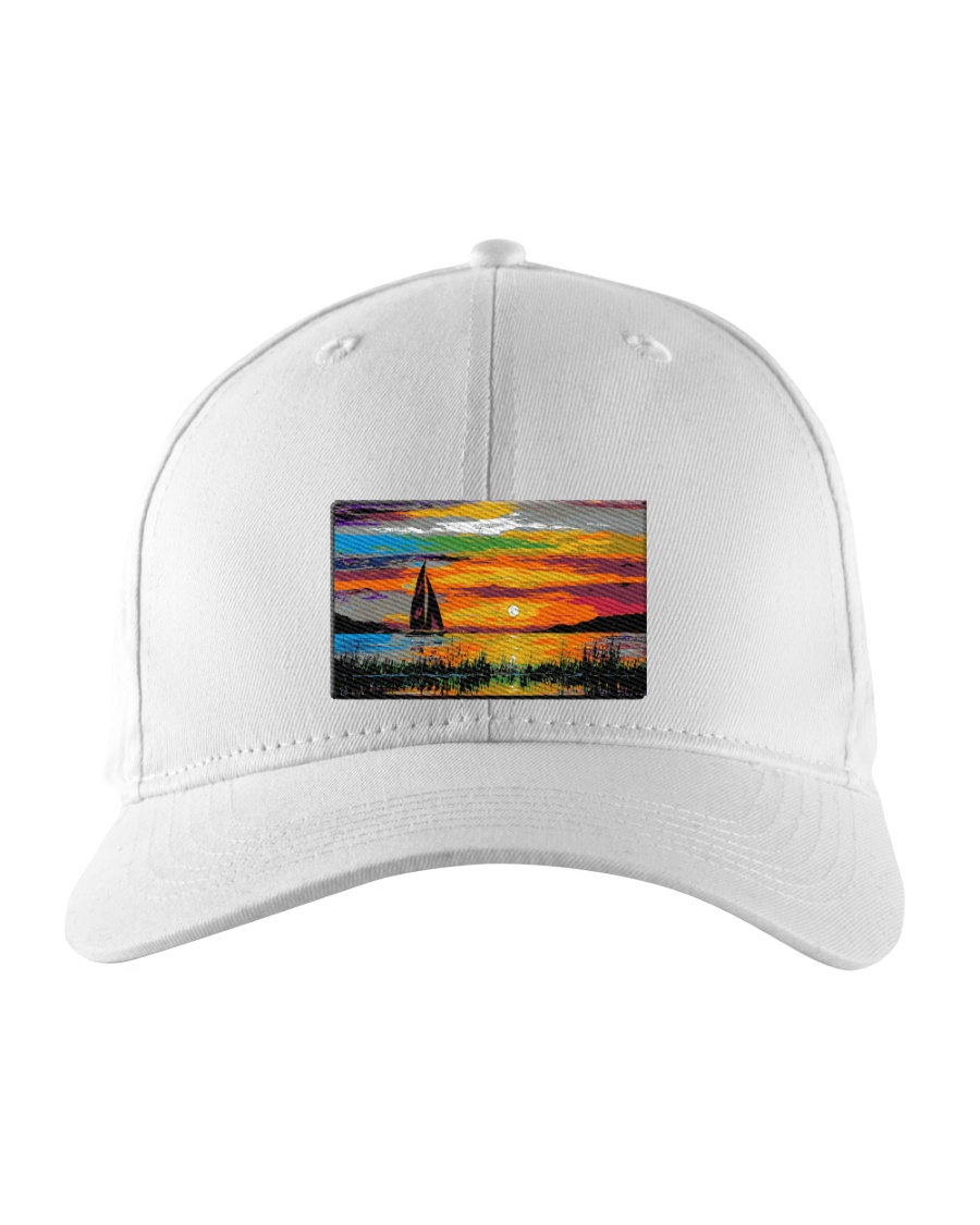 Testing - Sunset Embroidered Hat
