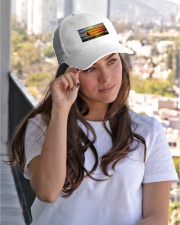 Testing - Sunset Embroidered Hat garment-embroidery-hat-lifestyle-03