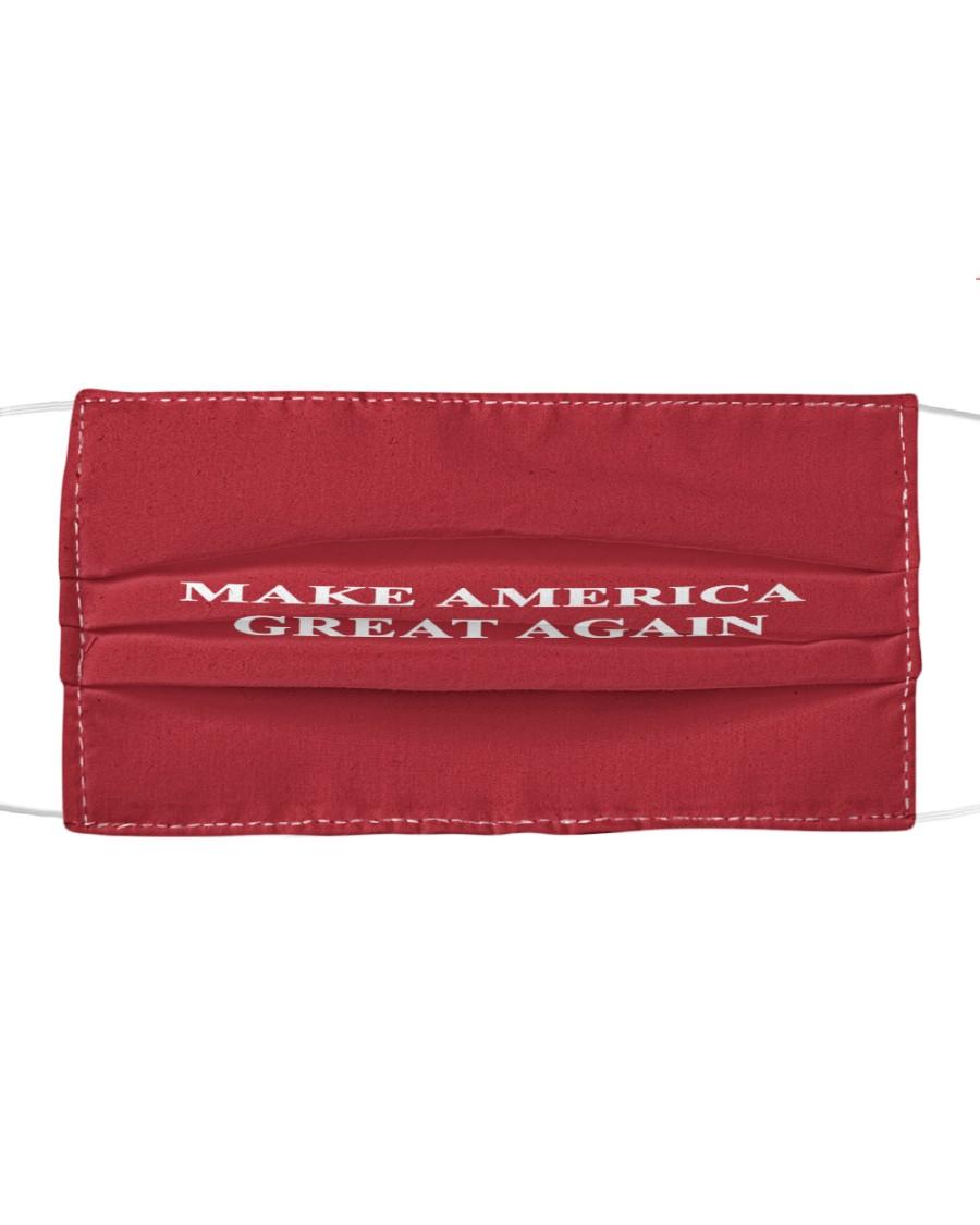 Make America Great Again Face Mask Cloth face mask