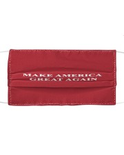 Make America Great Again Face Mask Cloth face mask front