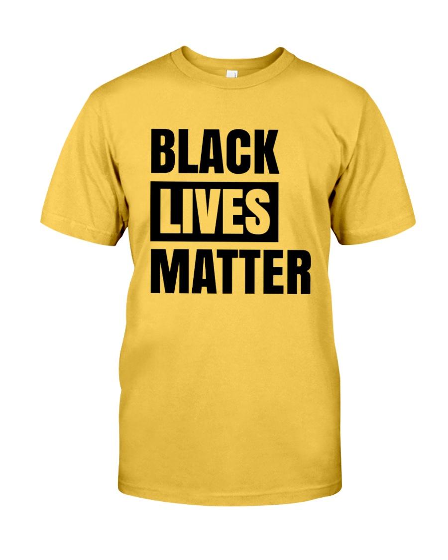 Black Lives Shirt Classic T-Shirt
