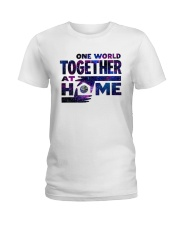 One World Together At Home T Shirt Ladies T-Shirt thumbnail