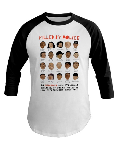 Killed By Police Shirt