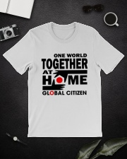 One World Together At Home Shirts Classic T-Shirt lifestyle-mens-crewneck-front-16