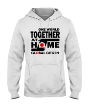 One World Together At Home Shirts Hooded Sweatshirt thumbnail