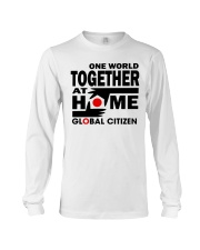 One World Together At Home Shirts Long Sleeve Tee thumbnail