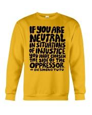 If You Are Neutral Crewneck Sweatshirt thumbnail