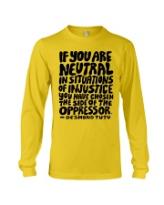 If You Are Neutral Long Sleeve Tee thumbnail