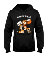 happy pills tiger Hooded Sweatshirt thumbnail