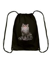 CAT TWINKLE Drawstring Bag thumbnail