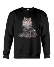 CAT TWINKLE Crewneck Sweatshirt thumbnail