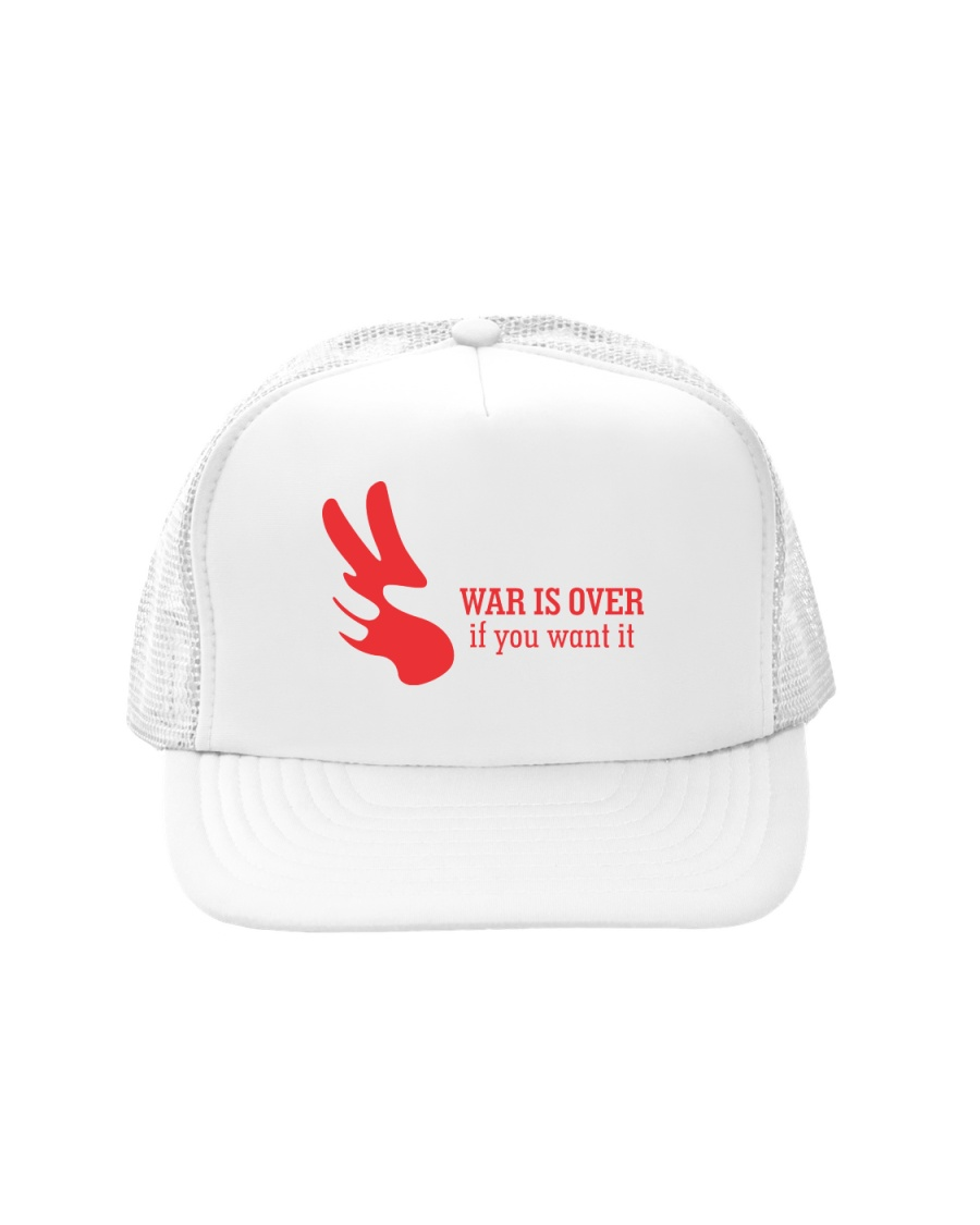 Victory Day Hat - War is Over Trucker Hat