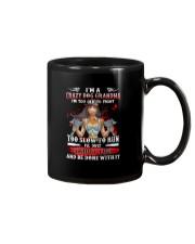 I'm A Crazy Dog Grandma - v2 Mug thumbnail