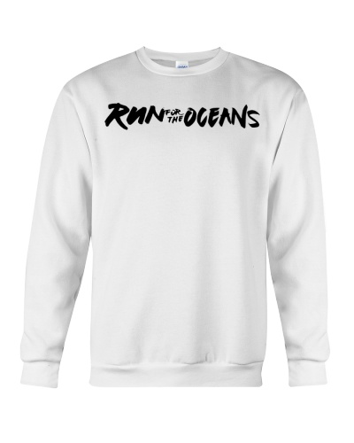 run for the oceans sweatshirt