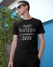 Sweet Sixteen 2020 Classic T-Shirt apparel-classic-tshirt-lifestyle-17