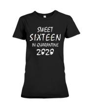 Sweet Sixteen 2020 Premium Fit Ladies Tee thumbnail